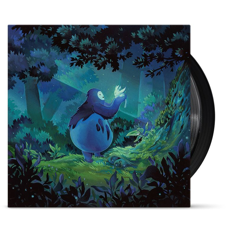 Ori And The Blind Forest - Front
