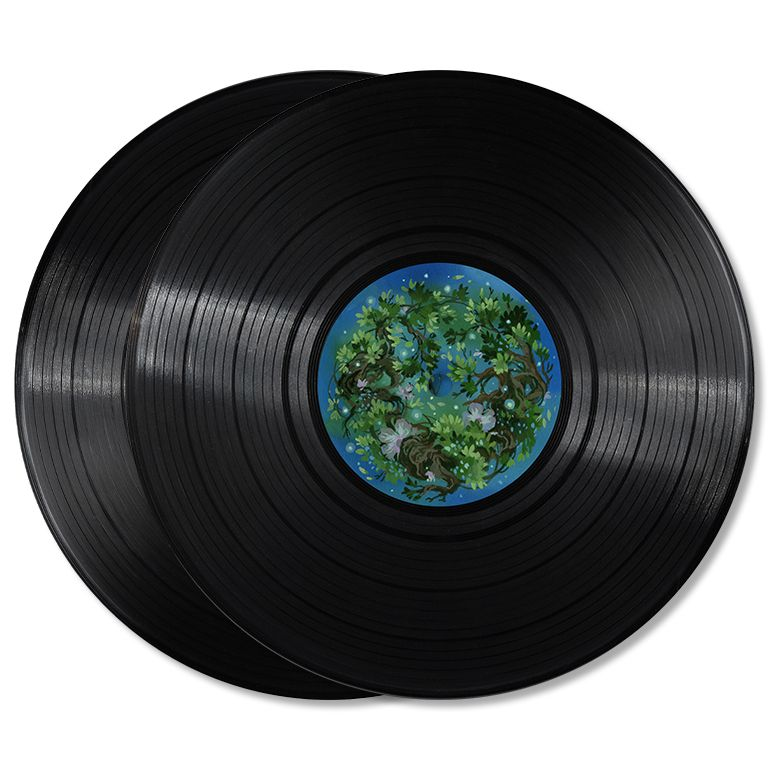 Ori And The Blind Forest - Vinyl Records