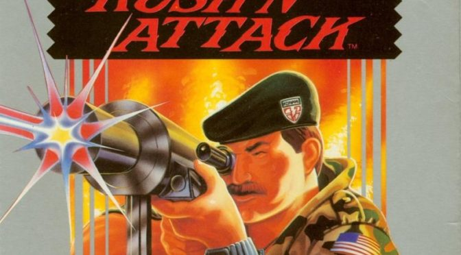 Rush'n Attack - Feature