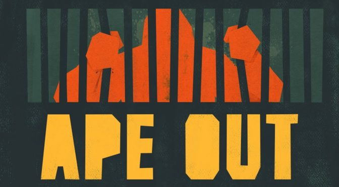 iam8bit to release the Ape Out soundtrack on vinyl