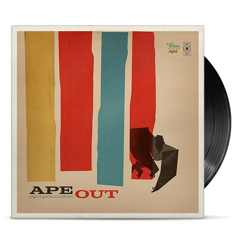 Ape Out - Front Cover