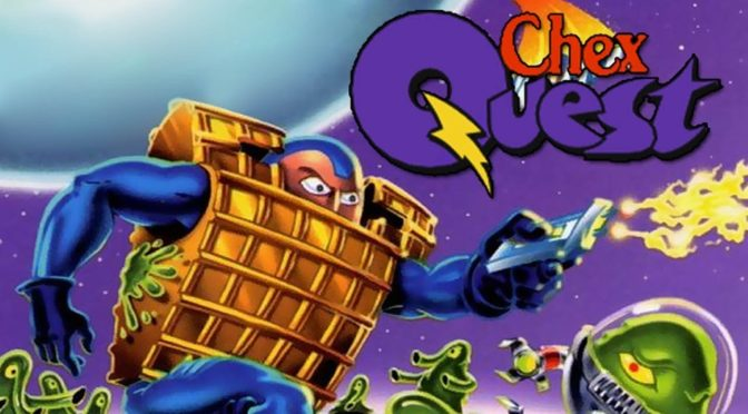 Chex Quest - Feature