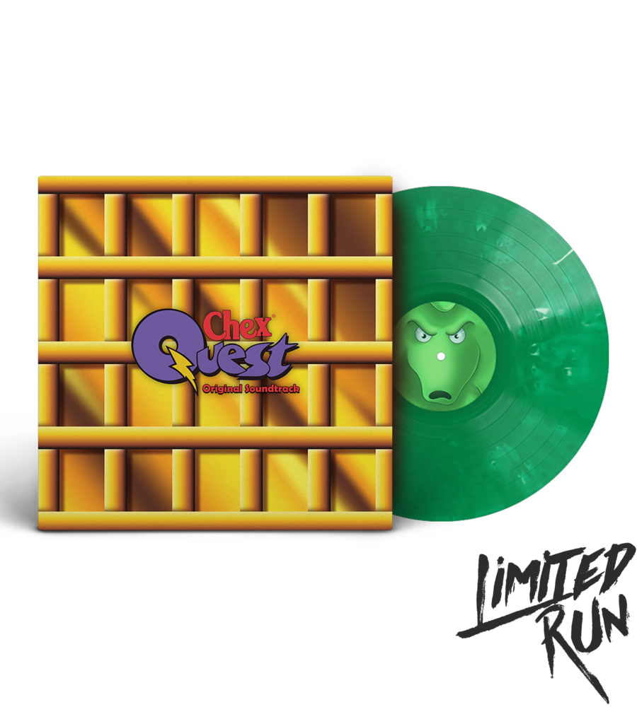 Chex Quest - Front
