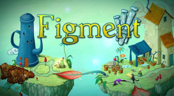The soundtrack to Figment can now be ordered on vinyl