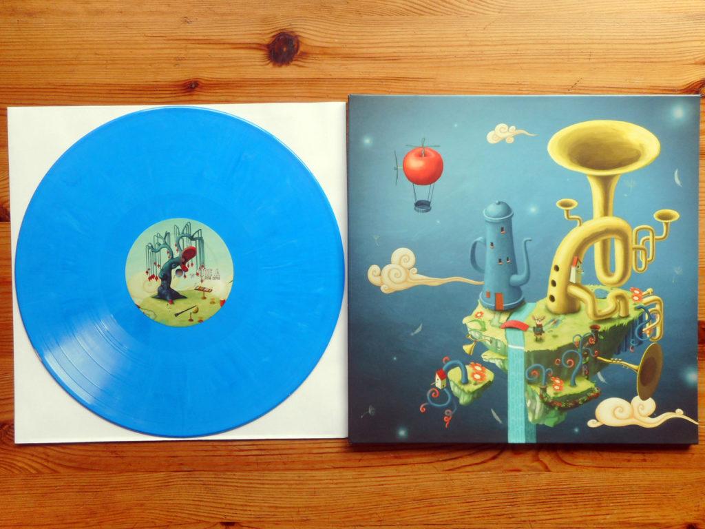 Figment - Front & Vinyl