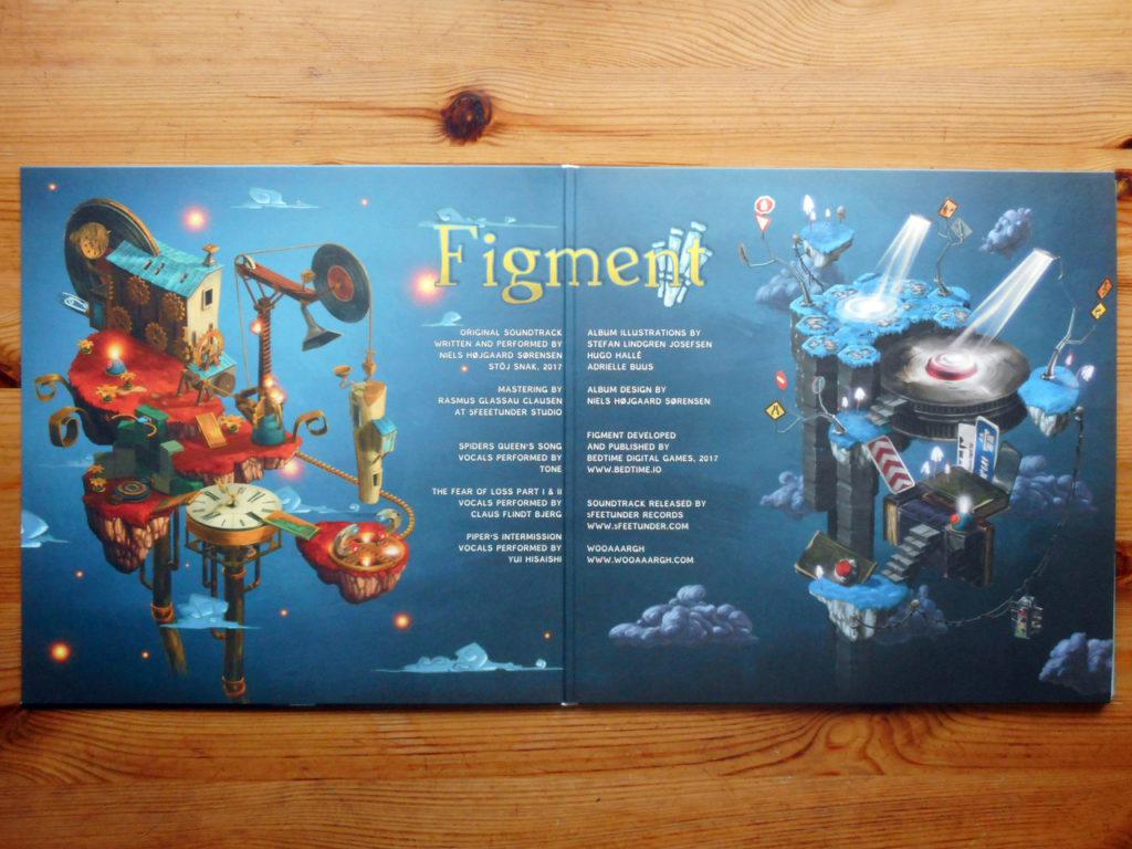 Figment - Gatefold