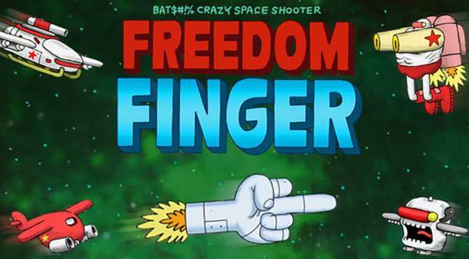 Freedom Finger 10″ now available to preorder
