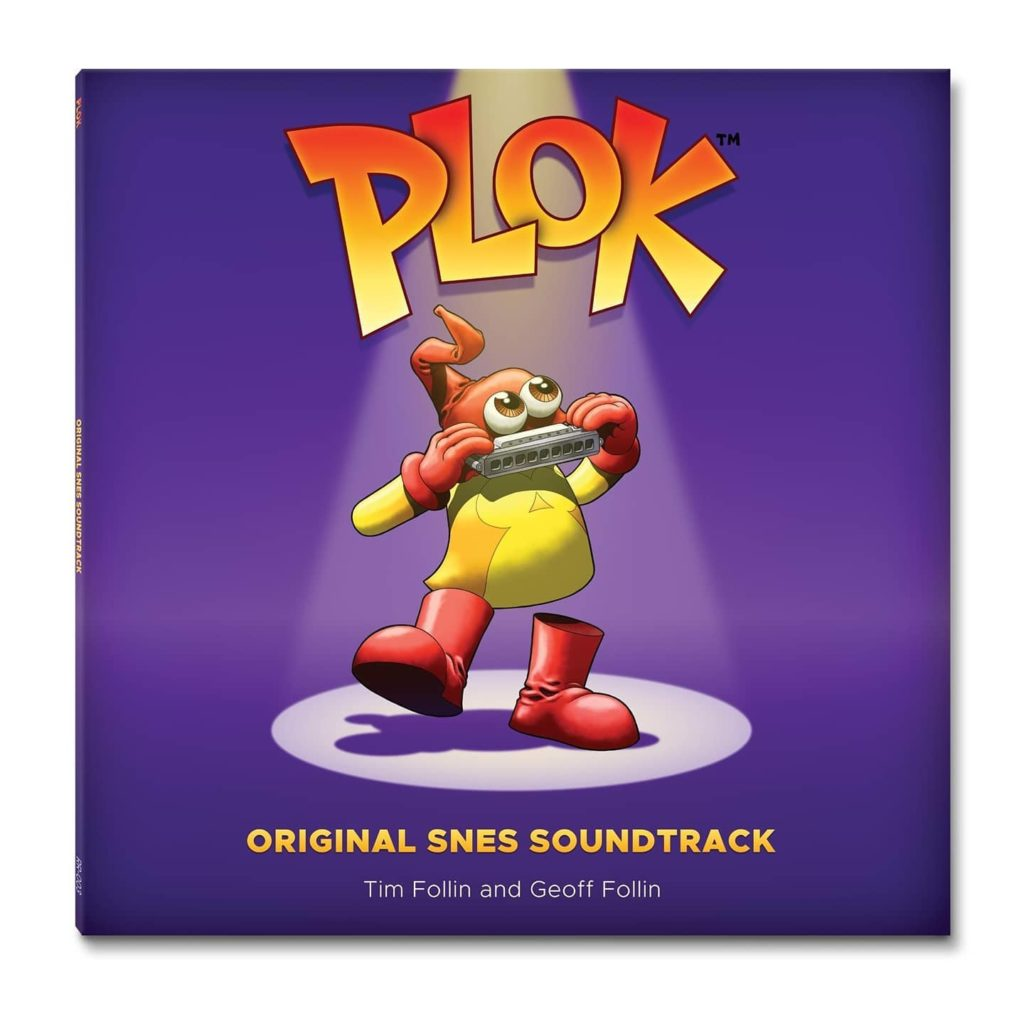 Plok - Front Cover