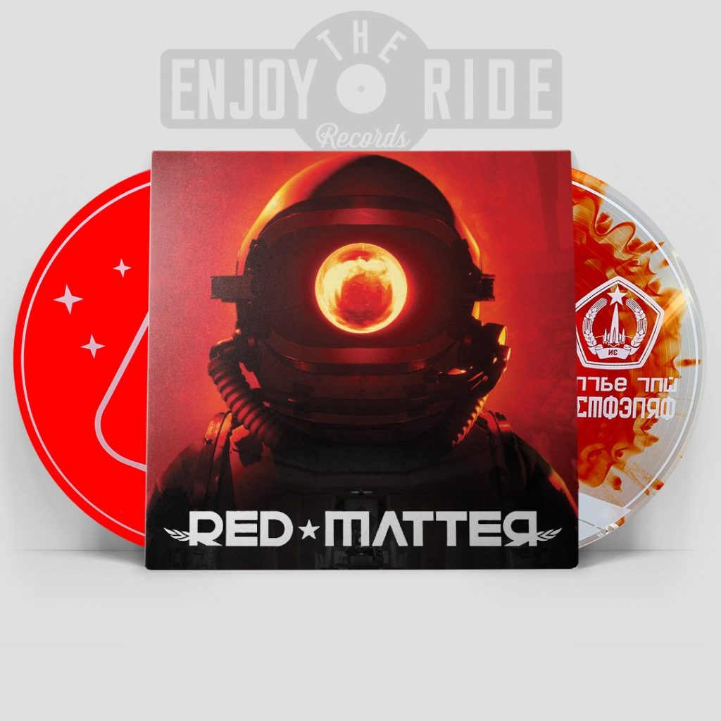 Red Matter - Front