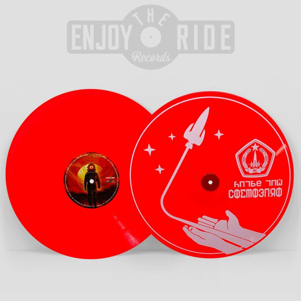 Red Matter - Full Color Vinyl