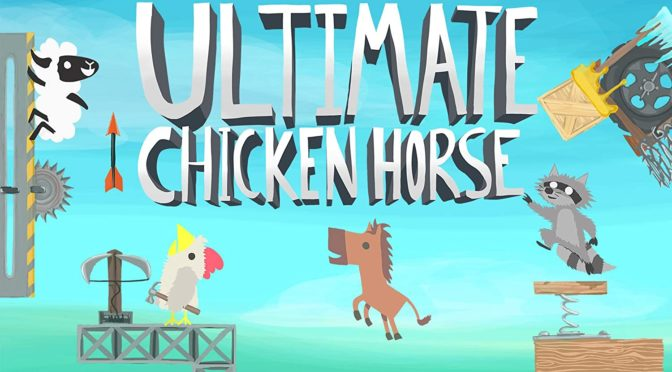 Debug Records to release Ultimate Chicken Horse vinyl soundtrack