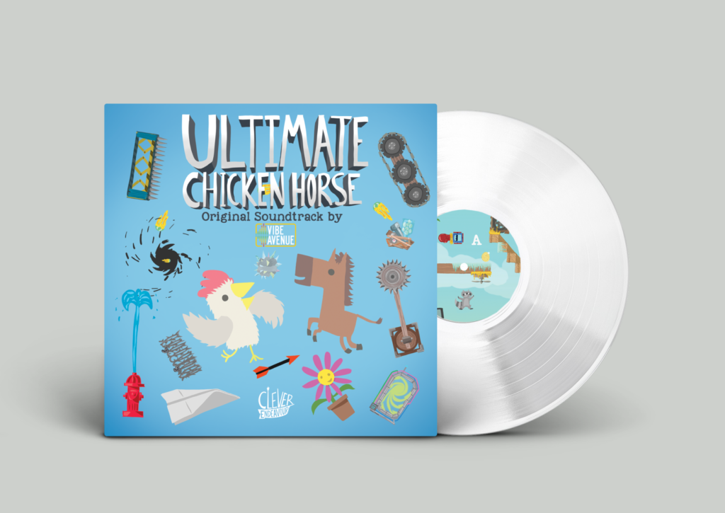 Ultimate Chicken Horse - Front