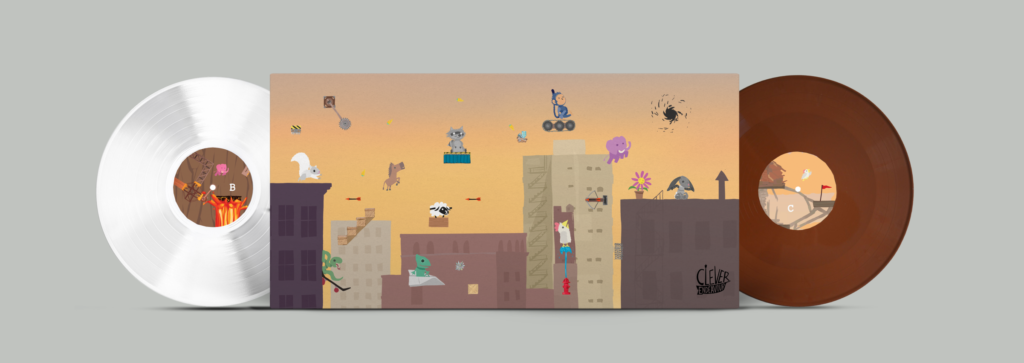 Ultimate Chicken Horse - Gatefold