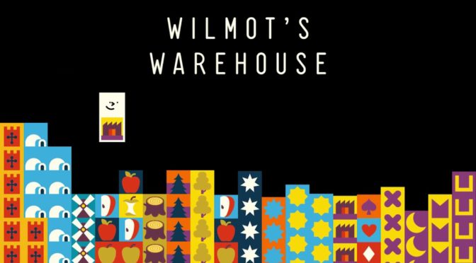 Wilmot's Warehouse soundtrack now available from Ship To Shore