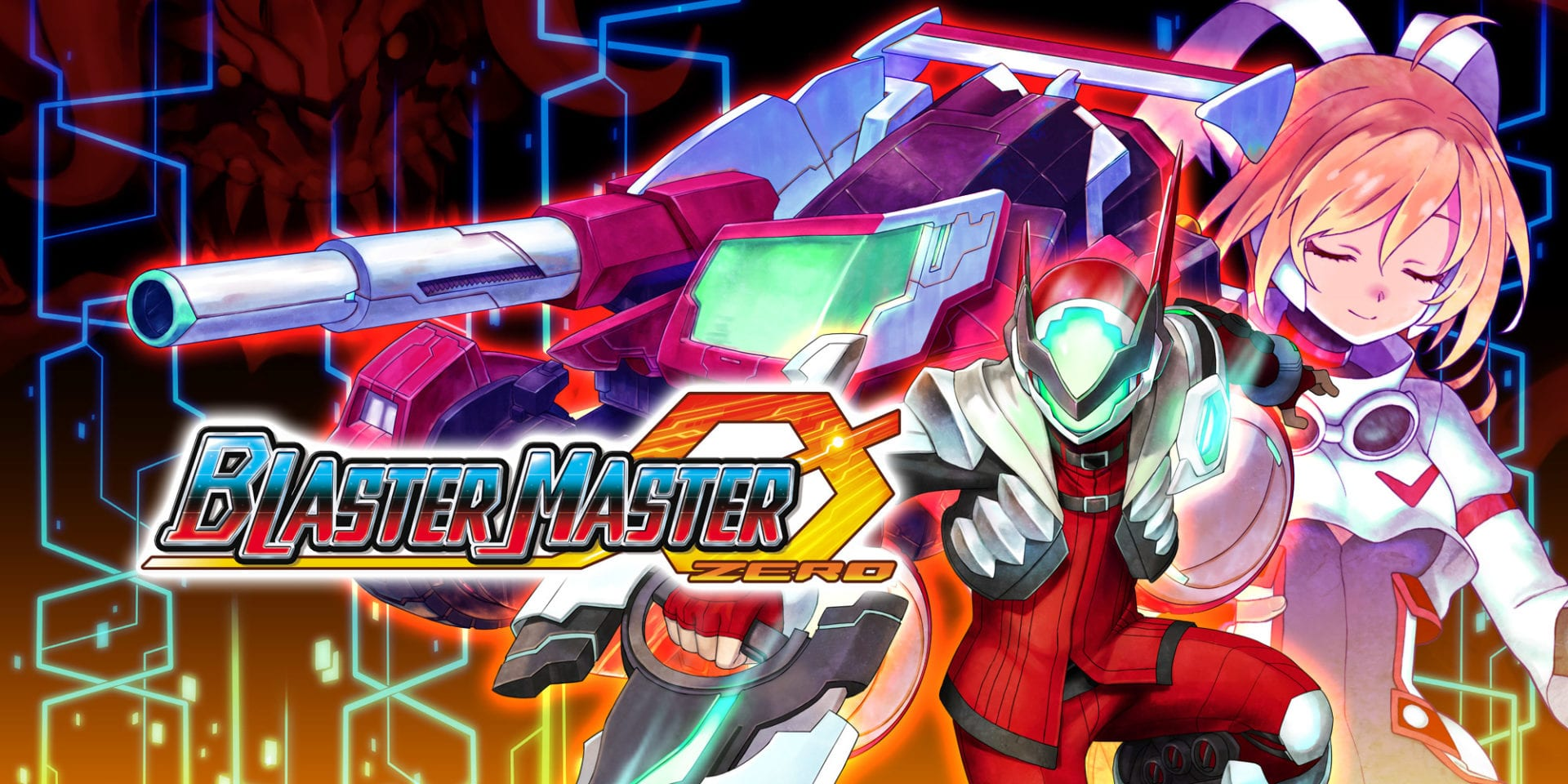 Preorders for Brave Wave's Blaster Master Zero 1 & 2 releases are now live