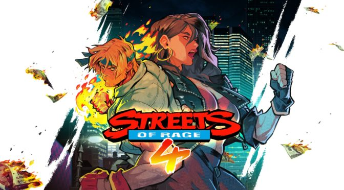 Streets Of Rage 4 - Feature