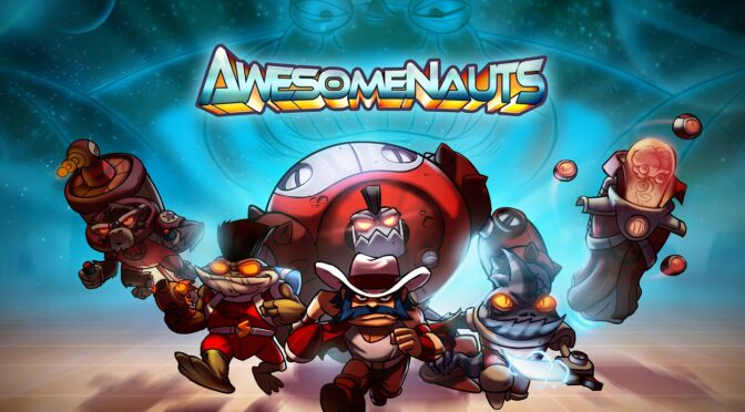 Awesomenauts 2LP release can be backed on Qrates