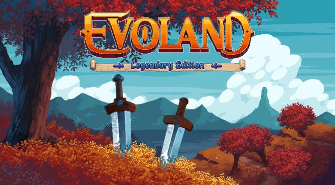 Evoland 1 & 2 vinyl soundtracks up for preorder via Red Art Games