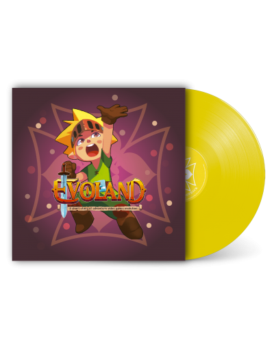 Evoland - Front