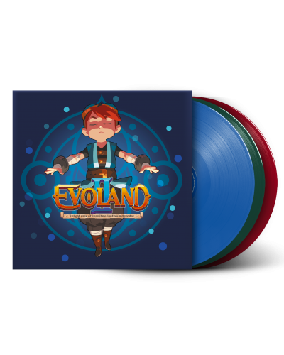 Evoland II - Front