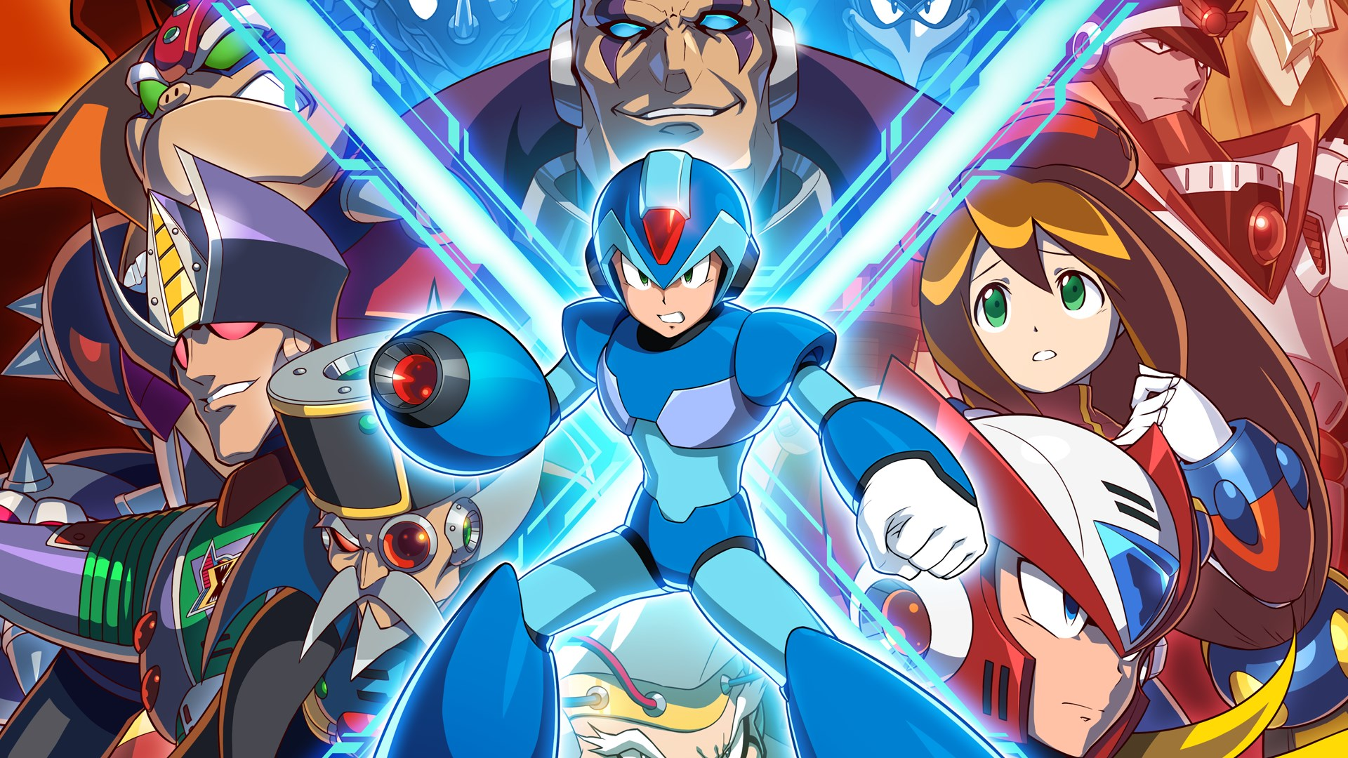 Laced Records to release Mega Man X1-8 box set