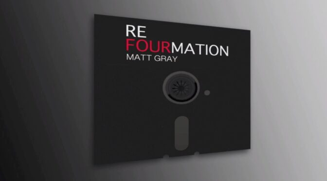 Matt Gray's ReFourmation Kickstarter with C64/Amiga remake tracks is up now