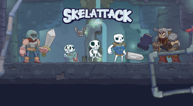 Skelattack - Feature
