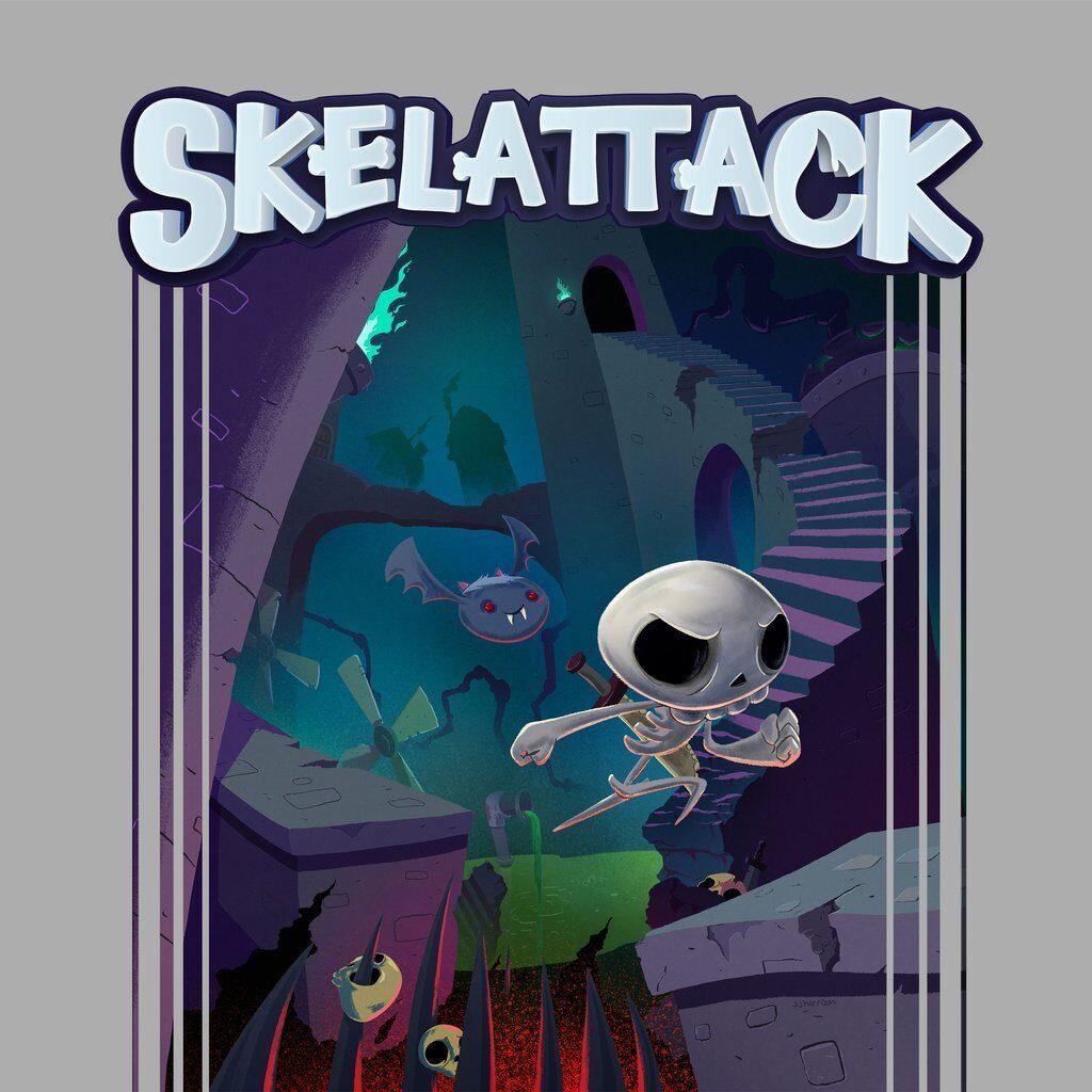 Skelattack - Front