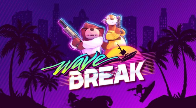 Wave Break EP now available from NewRetroWave