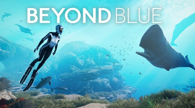 The Beyond Blue vinyl soundtrack is up for preorder via Vinyl Me, Please