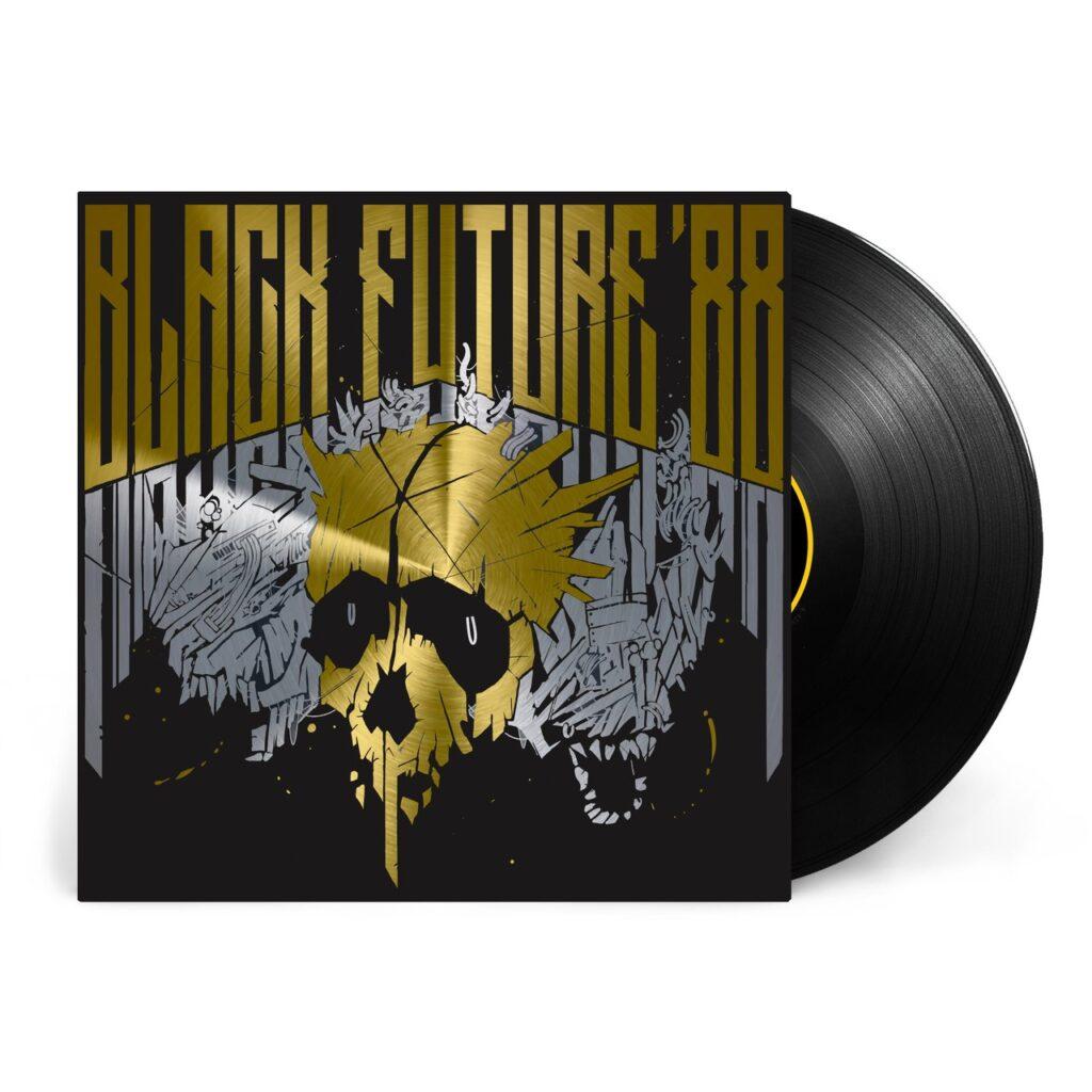 Black Future 88 - Front