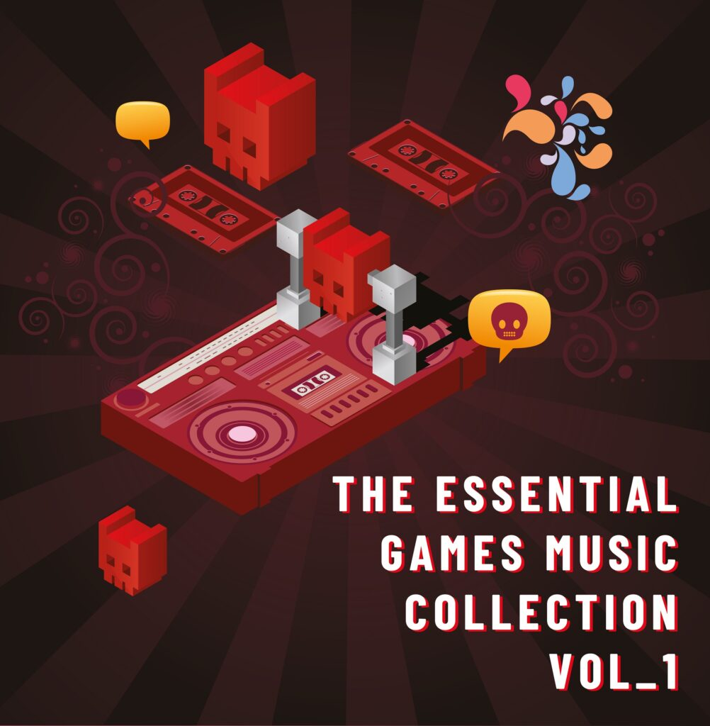 The Essential Games Music Collection Vol. 1 - Front