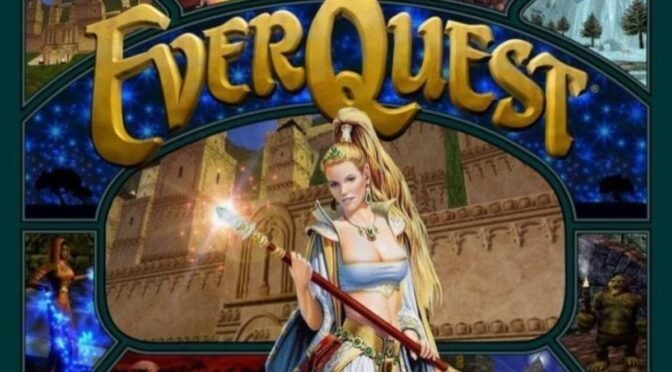 EverQuest vinyl soundtracks now up for order