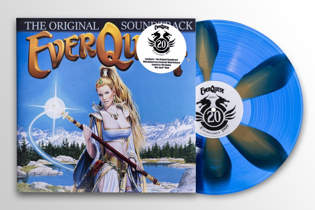 "EverQuest - Front ""Mez Spell"""
