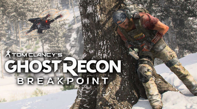 Tom Clancy's Ghost Recon Breakpoint double LP to be released by Laced Records