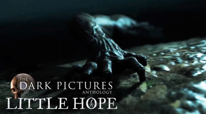 The Dark Pictures: Little Hope vinyl soundtrack up for preorder