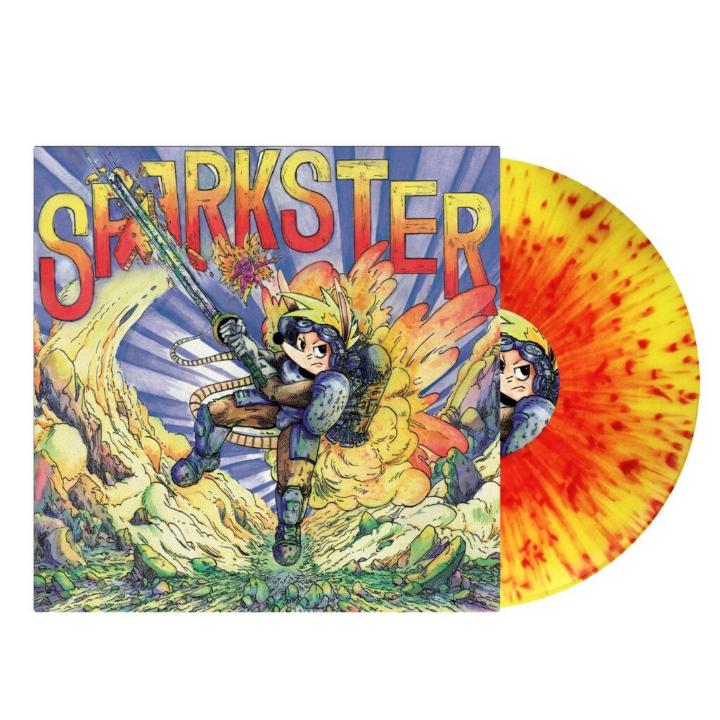 Sparkster - Front