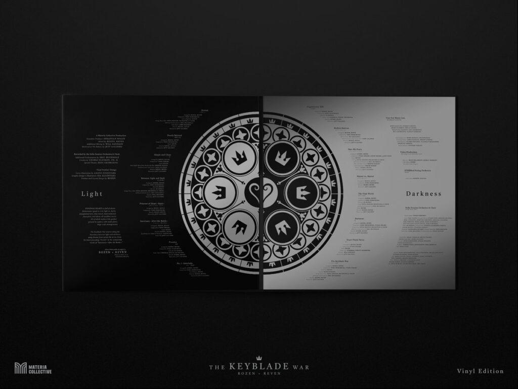 The Keyblade War - Gatefold