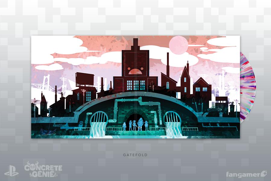 Concrete Genie - Gatefold
