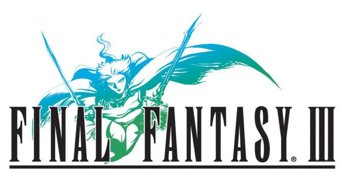 Square Enix to release Final Fantasy III LP