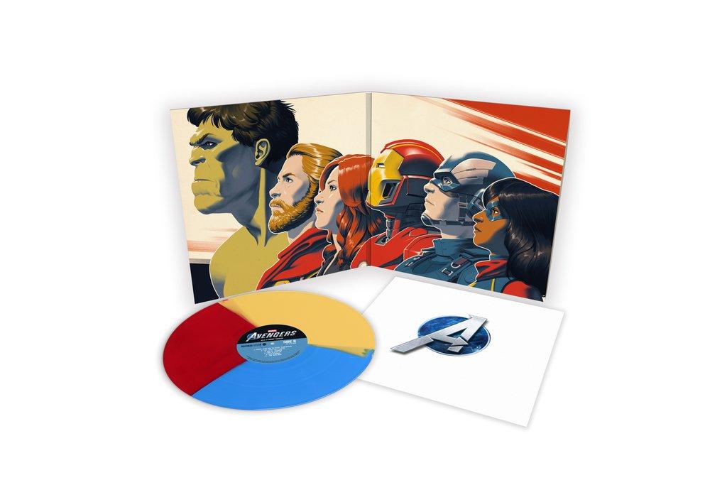 Marvel's Avengers - Gatefold