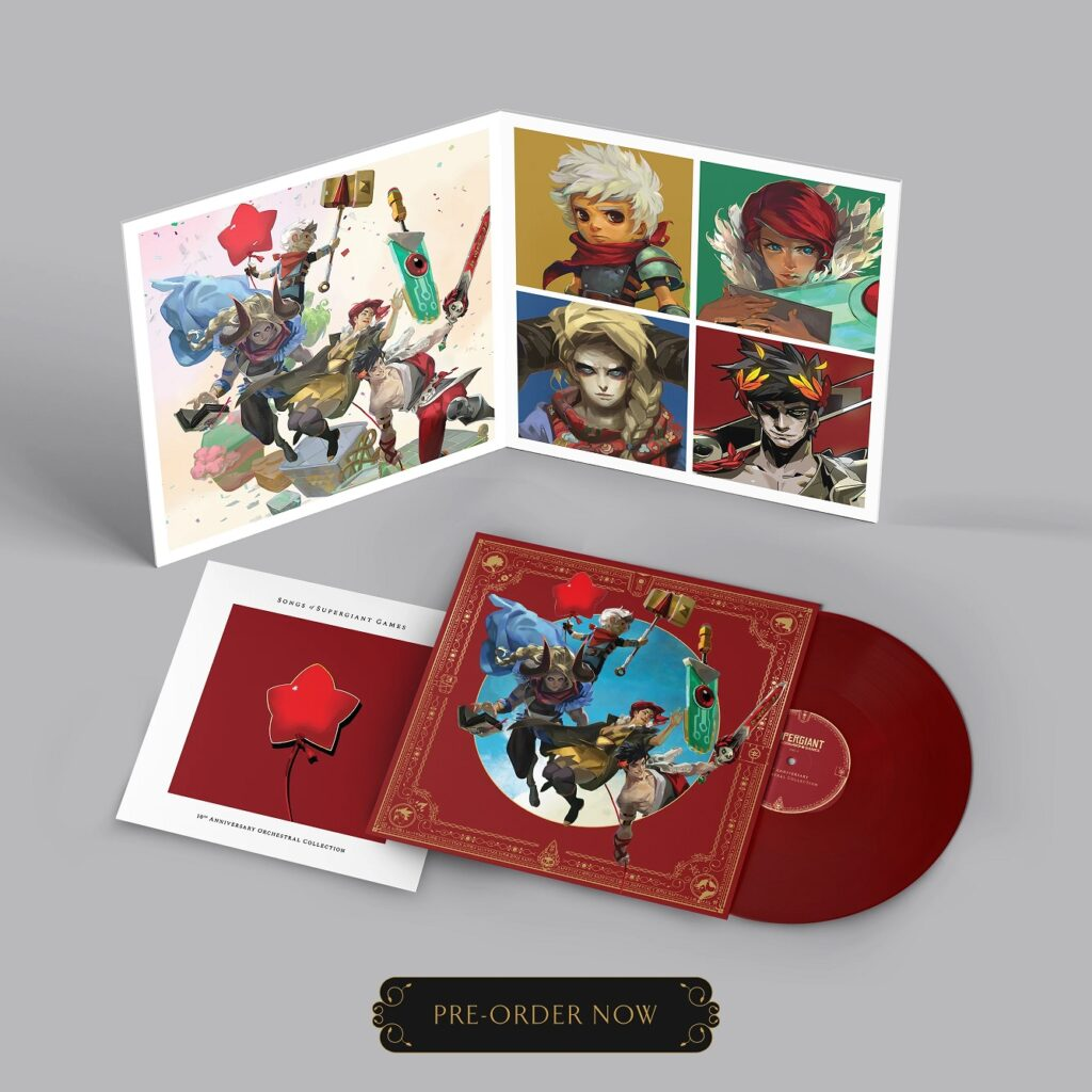 Songs From Supergiant Games - Standard Contents