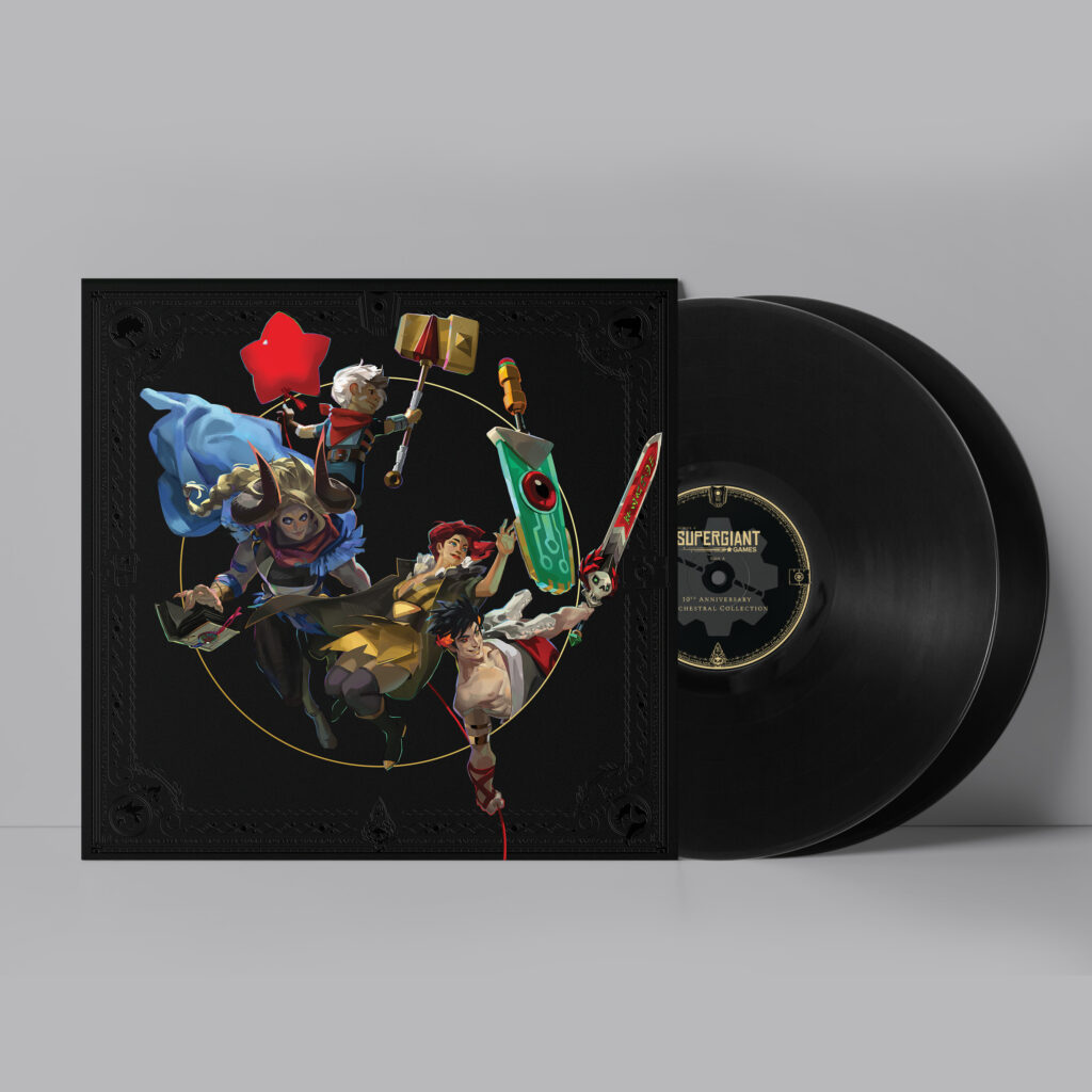 Songs From Supergiant Games - Limited Front