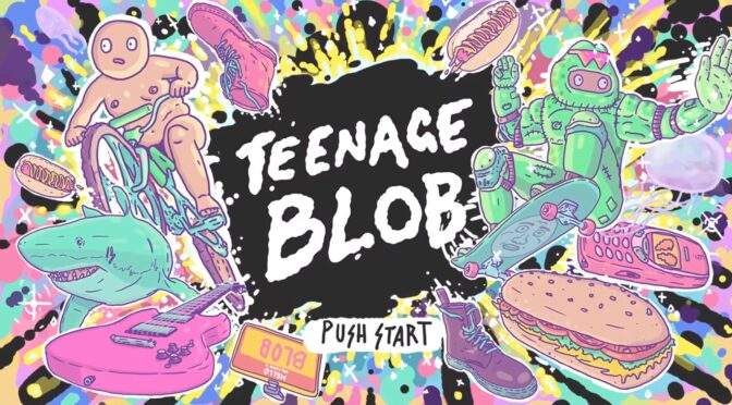Teenage Blob - Feature