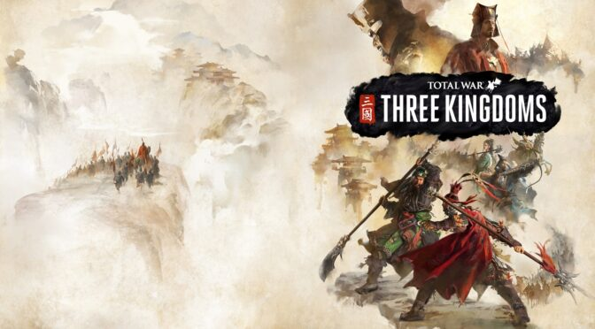 Laced Records have opened preorders for Total War: Three Kingdoms 3LP