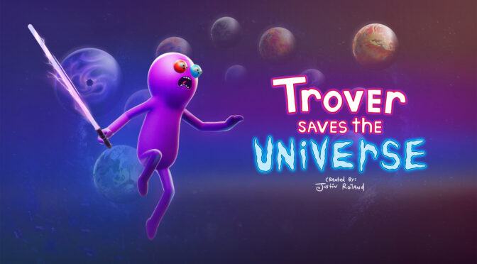 Trover Saves The Universe vinyl preorders up via Mondo