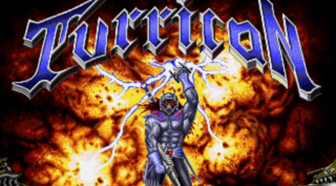 Strictly Limited Games to release a 7LP Turrican box set