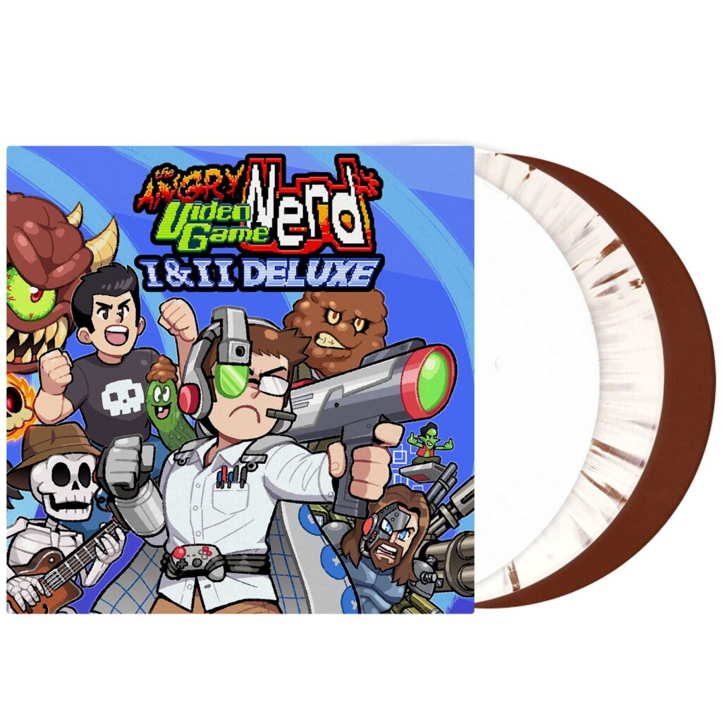The Angry Video Game Nerd 1&2 Deluxe - Front