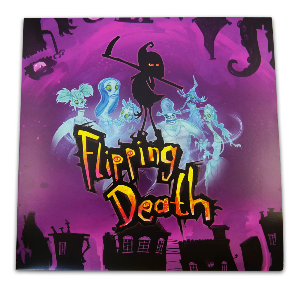 Flipping Death - Front