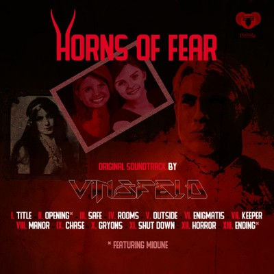 Horns Of Fear - Back